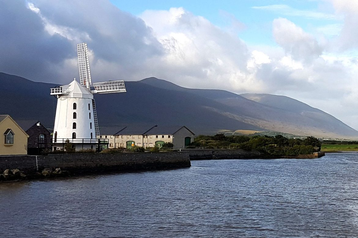 Blennerville Windmill Kerry